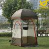 Im Freienkleid-änderndes Dusche-Zelt