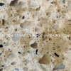 Artificial poco costoso Quartz Stone per Countertop, Tile, Slab
