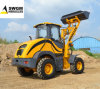 Hr918h Articulated Mini Wheel Loader Tractor con Front Loader