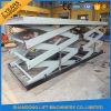 Levage hydraulique de véhicule électrique d'ascenseur de ciseaux de Garge