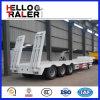 Axle низкой цены 3 60 низкого кровати тонн трейлера Semi