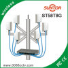 Industrie Grade Ptmp 5km Outdoor Wireless Handels System