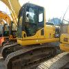 Excavadores pesados PC200-7 de KOMATSU de la correa eslabonada de KOMATSU