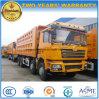 Shacman 8X4 덤프 트럭 40 톤 40 T 팁 주는 사람 트럭