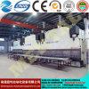 2-We67y (K) -1600/6000 e 800/6000 de máquina de dobra hidráulica da placa três do comum barato (CNC), freio da imprensa