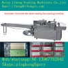 Cuscino-Tipo ad alta velocità macchina imballatrice di Xzb-250A dell'interruttore automatico della parete