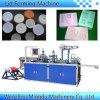 Tapa automática que forma la máquina para los rectángulos plásticos