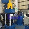 Presse à briqueter hydraulique de rebut de structure verticale de bâti (Y83-5000)