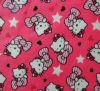 Tessuto molle eccellente 100% del sofà del tessuto del poliestere di Burnout alla moda di stampa per il sofà