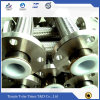 Tubo flessibile ondulato Braided del metallo del foro del Teflon con l'estremità della flangia