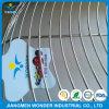 Metallische Chrom-Silber-Kleber-Puder-Beschichtung für Ventilator-Deckel