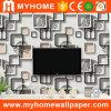 Décoration murale imperméable à l'eau de maison de papier peint de PVC 3D