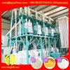 Machine de minoterie de maïs pour le marché de l'Afrique