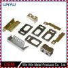 Esquina de hardware de latón pequeño ángulo triangulares Soportes