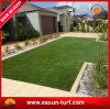 Het altijdgroene Kunstmatige Synthetische Gras van het Gazon voor Tuin