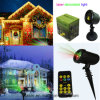 Red and Green Static Firefly Outdoor Christmas Elf Laser Light