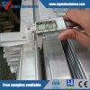 Vlakke Staaf 1060 1350 6061 van het aluminium