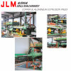 Het volledige Automatische Hydraulische Profiel die van het Aluminium Machine maken