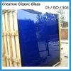 5mm 진한 파란색 사려깊은 유리제 진한 파란색 플로트 유리 3300*2250mm