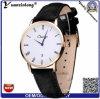 Uhr-keramische Vorwahlknopf-Uhr Luxuxc$einzeln-handdattel-Armbanduhr der Qualitäts-Yxl-504