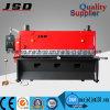 Máquina de corte da guilhotina do CNC de Jsd 6mm