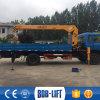 指の関節油圧ブームの可動装置か貨物自動車のクレーンによって取付けられるトラック