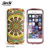 Caixa macia de galvanização do telefone do relevo TPU de Shs para o iPhone 7