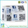 Escritura de la etiqueta de código de barras de papel auta-adhesivo barata