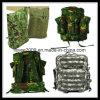 De op zwaar werk berekende Duurzame Openlucht het Kamperen van de Wandeling Militaire Tactische Rugzak van de Camouflage