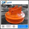 Ímã de aço do tirante da sucata para a instalação da máquina escavadora usada na jarda Emw-165L da sucata