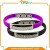 Изготовленный на заказ браслет силикона конструкции способа