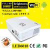 OEM LED HD autoguident le projecteur de cinéma de bonne exécution avec 1280*800