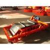 Separador eletromagnético da escória de aço do ferro para o transporte