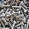 A2 A4 304 316 HoofdBouten en Noten van de Hexuitdraai van het Roestvrij staal