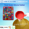 Alimento Grade Liquid Silicone Rubber per Chocolate Molds Making