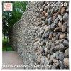Cesta galvanizada cubierta PVC de Gabion de la caja de Gabion para los muros de contención