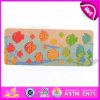 2015 Fish colorido Jigsaw Puzzles para Student, DIY Wooden Fish Shape Chunky Puzzles, Best Quality Fish Wooden Shape Puzzle W14L014