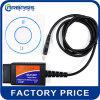 診断走査のツールのニレ327 USB Elm327インターフェイスUSB OBD2/Obdiiできバススキャンナー