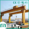 Hook Cap를 가진 L Type Single Girder Gantry Crane. 5-32/5t