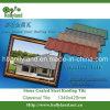 Folha de aço do telhado com as microplaquetas de pedra coloridas revestidas (telha clássica)