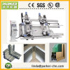 Corner pneumatico Crimping Machine per Aluminum Window Door Fabrication