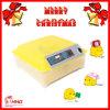 Mini incubateurs complètement automatiques d'oeufs de bonne qualité à vendre