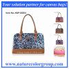 Leopard-Muster-Form-Handtasche für Frau bauscht sich (HBP-002)