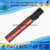 Cables de alambre de cobre flexibles multifilares del caucho de silicón de la alta calidad de la energía