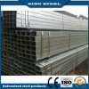 Q195 ERW Kohlenstoff-Quadrat-Stahlrohr für Baumaterial