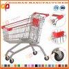 최상 유럽식 아연 슈퍼마켓 쇼핑 카트 트롤리 (Zht133)