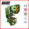 Stroked Adjusted Capacity를 가진 J21s-100t Deep Throat Punch Power Press Practical Type Press Equipment
