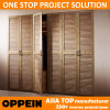 Oppein Schlafzimmer-faltbare hölzerne Garderobe (OPY2010B-21#)