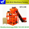 Bloc semi automatique technique de ciment de l'Allemagne faisant la machine