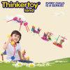 Blocs éducatifs réglés de plastique des jouets DIY de jeu de la vie d'enfant meilleurs